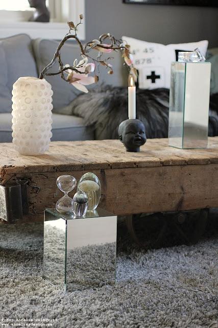 annelies design, webbutik, webshop, webbutiker, nätbutik, inredningsbutik, inredning, inspiration, vardagsrum, vardagsrummet, baby doll ljusstake, ljusstakar, ansikte, vas, bubbles, magnolia, spegelkub, spegelkuber, kuddfodral, svart och vitt, svartvit, svartvita,