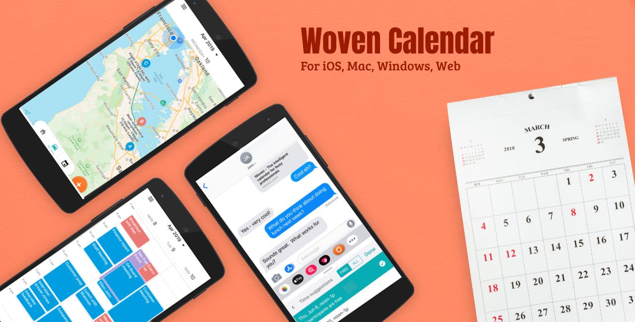 7. Woven (iOS, macOS, Web, Windows)
