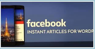 كيف تربح المال من الفيس بوك باستخدام برنامج Facebook instant articles مقالات فورية على الفيسبوك