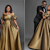 Funke Akindele And Husband Shares More Loved Up Photos As They Celebrate Their 4th Wedding Anniversary