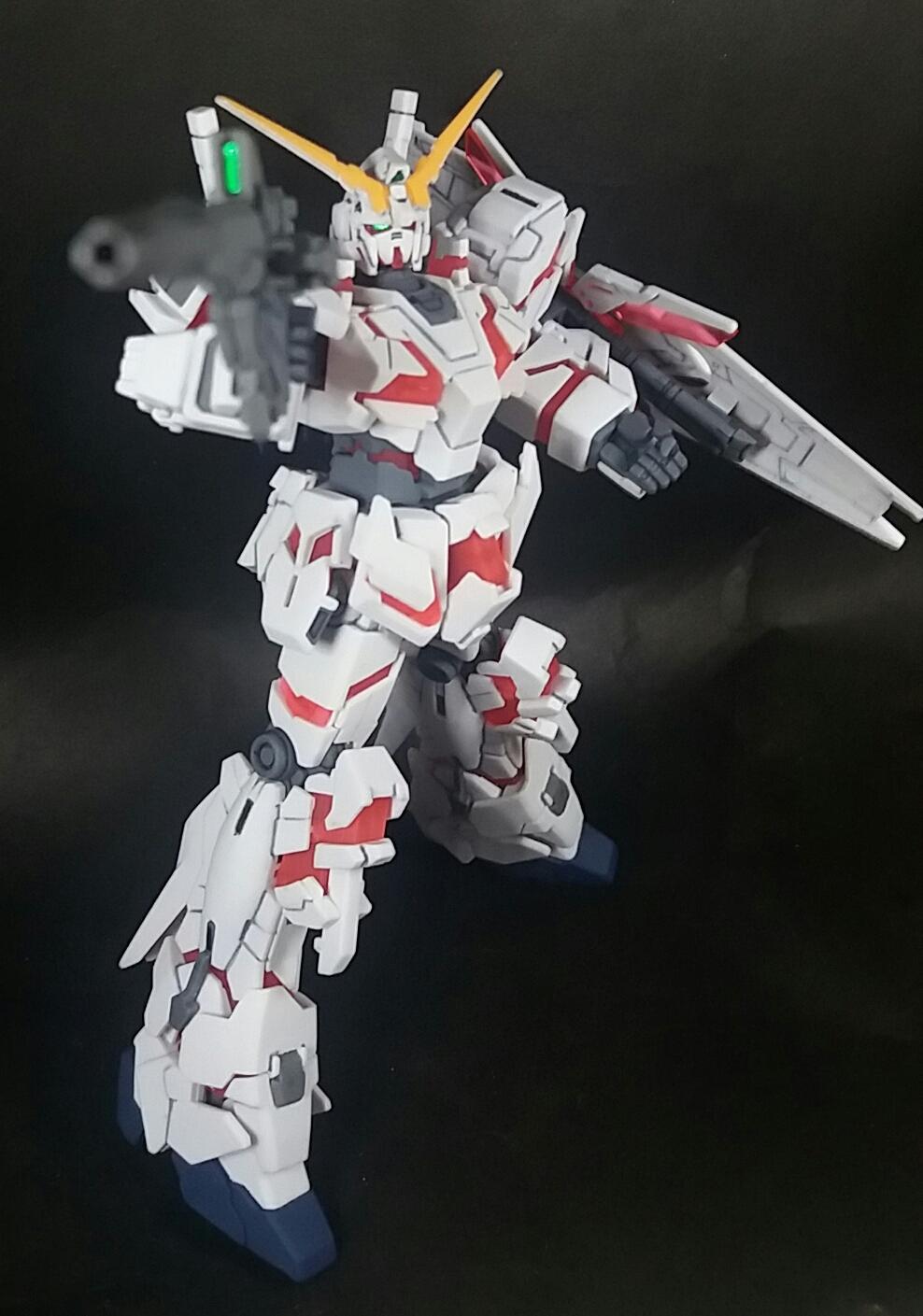 hg 1 144 rx 0 unicorn gundam destroy mode daban model hyper