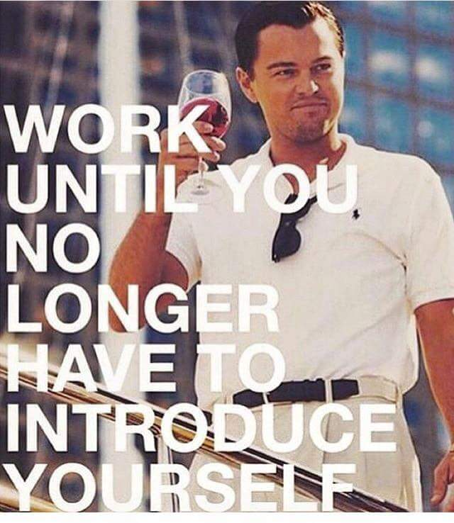 Wolf Of Wall Street Motivational Quotes From The Movie ...
