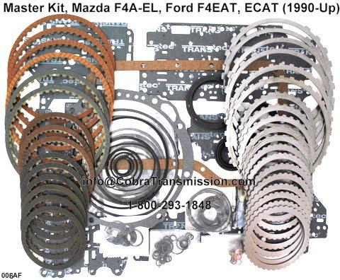 F4a El Rebuild manual