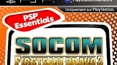 SOCOM: U.S. Navy SEALs Fireteam Bravo 3 [Español-Multi]