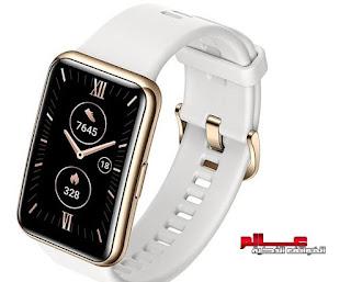 ساعة هواوي Huawei Watch Fit Elegant