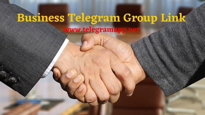 Business Telegram Group Link