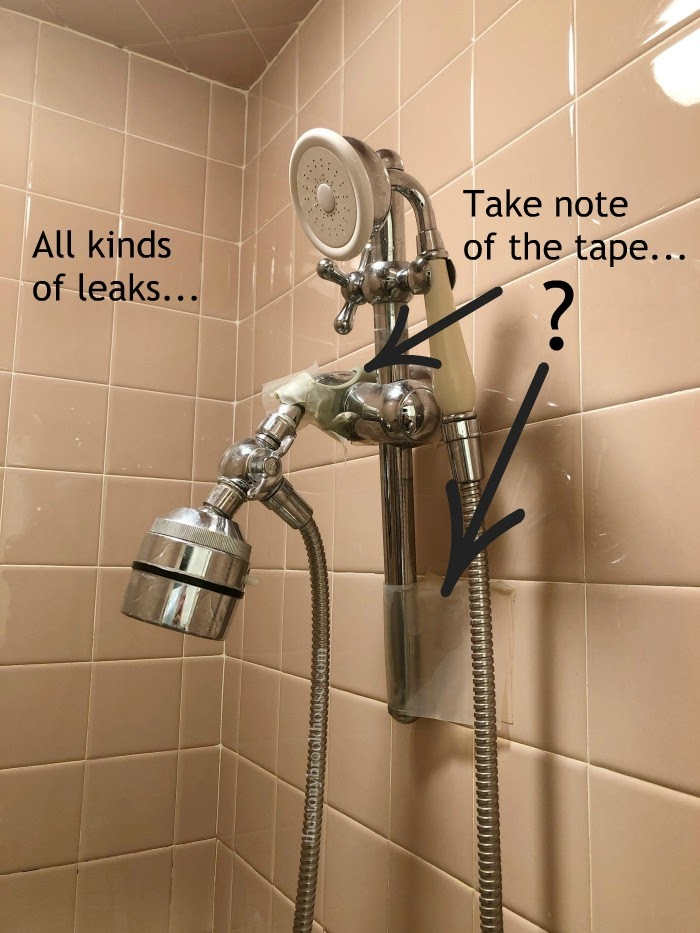 The Ick Shower Head
