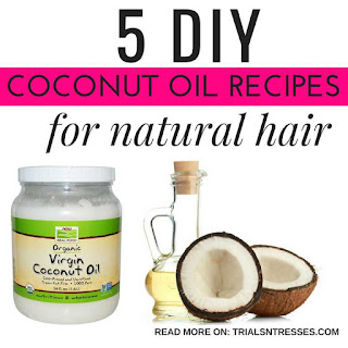 5 Ways to do and Use Coconut Oil Recipes to improve your hair conditions