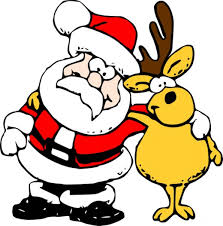 Funny Christmas Clip Art Images