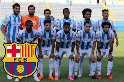عاجل : برشلونة الإسباني يتعاقد مع لاعب مفاجأة بالدوري المصري