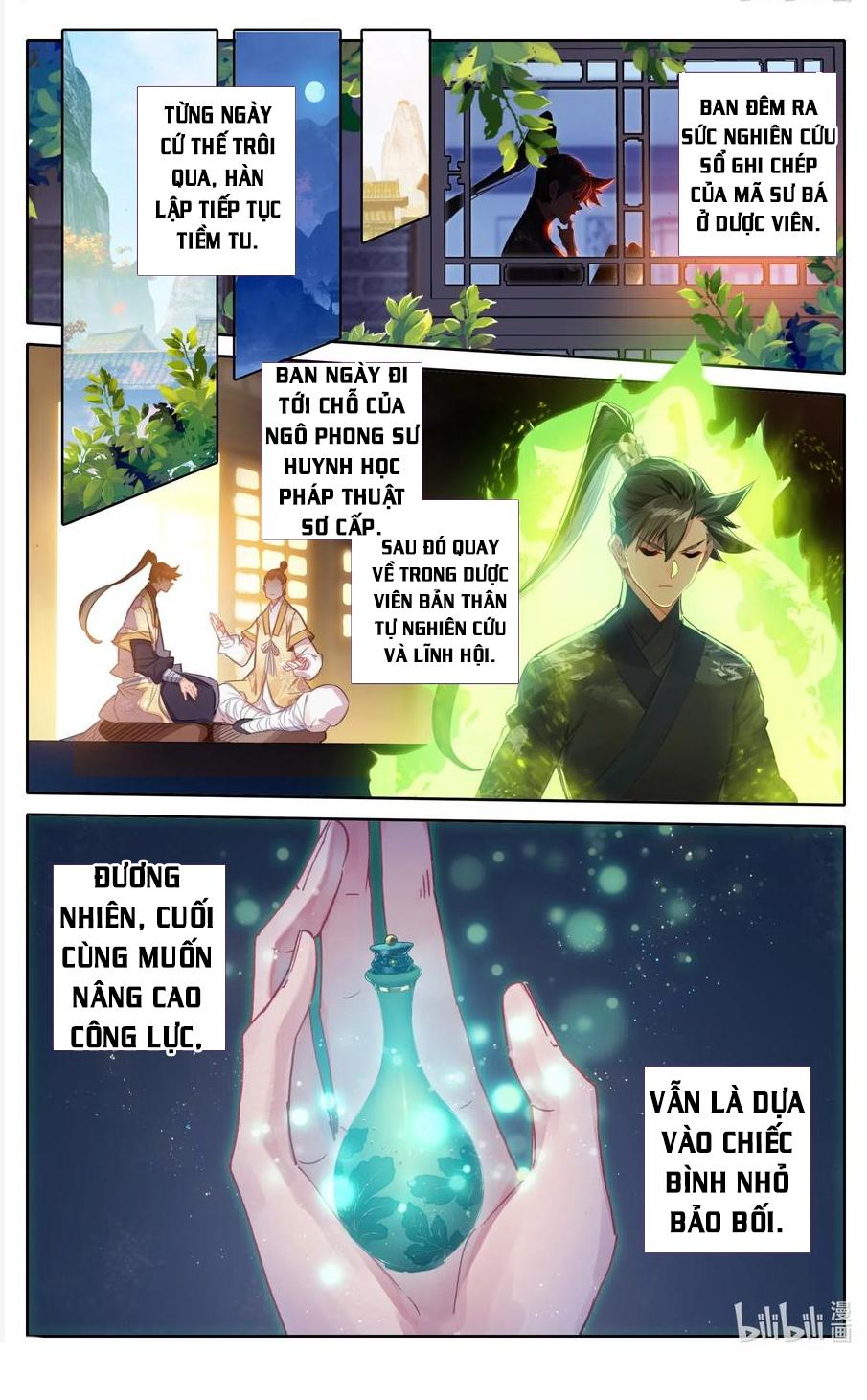 Phàm Nhân Tu Tiên Chapter 71 - Trang 9