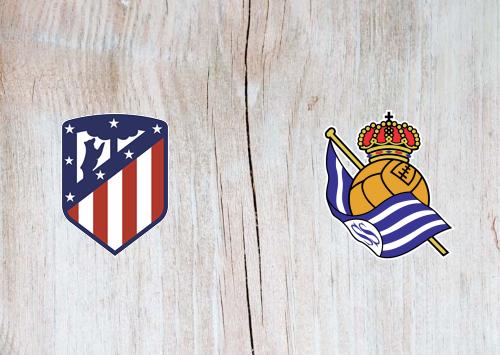 Atletico Madrid vs Real Sociedad -Highlights 19 July 2020
