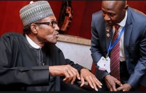 Buhari told to reappoint Magu as EFCC Chairman