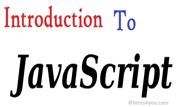 Introduction To JavaScript - Created By Brandon Eich