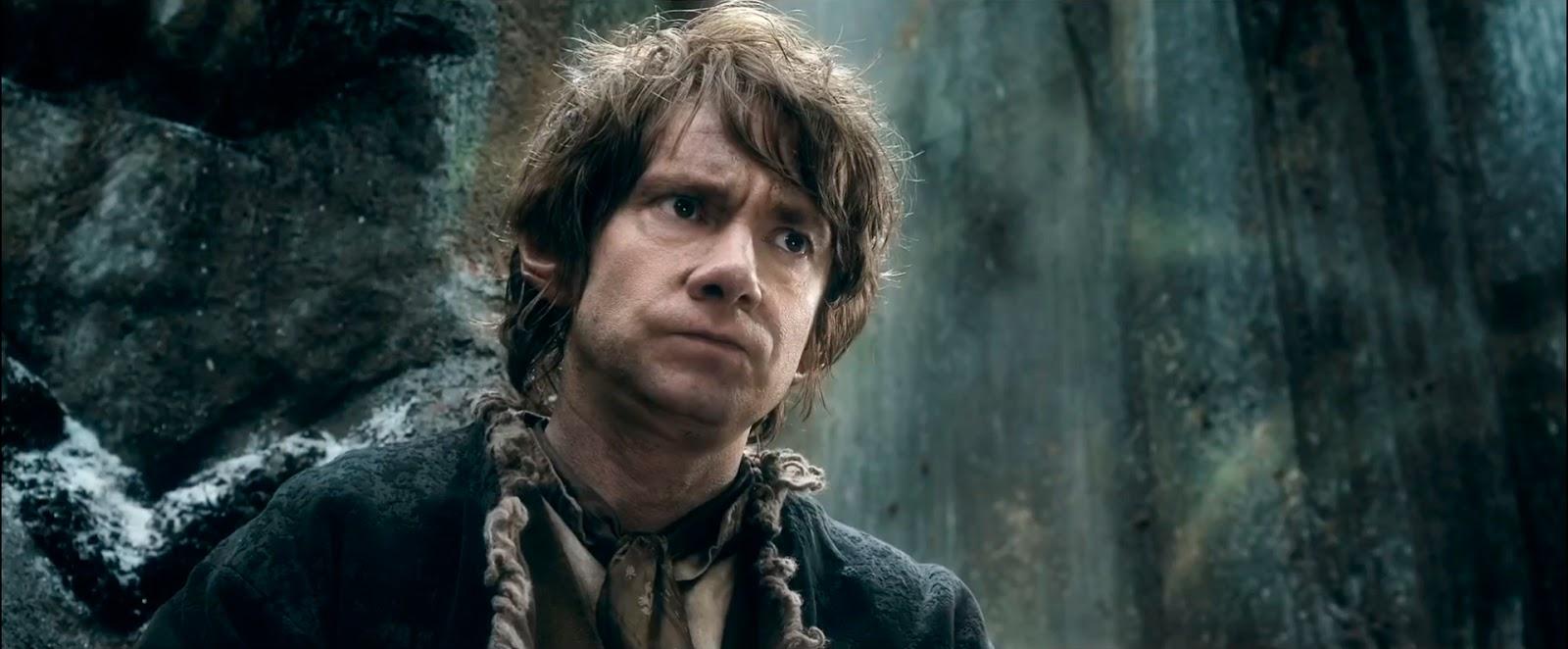 El Hobbit 3: La Batalla 5 ejércitos HD 1080p Latino captura 1