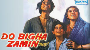 POSTER OF DO BIGHA ZAMEEN