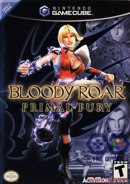 Download Game Bloody Roar: Primal Fury Full Crack