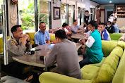 Silahturahmi dan Ajak Tangani Pandemi, Kapolres Serang Temui Sejumlah Aliansi Serikat Pekerja Serikat Buruh Kabupaten Serang