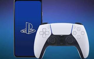 PS5 smartphone