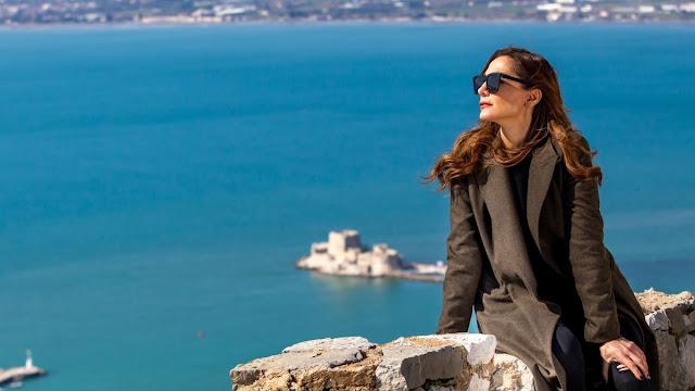 """Ολόκληρη η εκπομπή της Δέσποινας Βανδή """"My Greece"""" στο Ναύπλιο (βίντεο)"""
