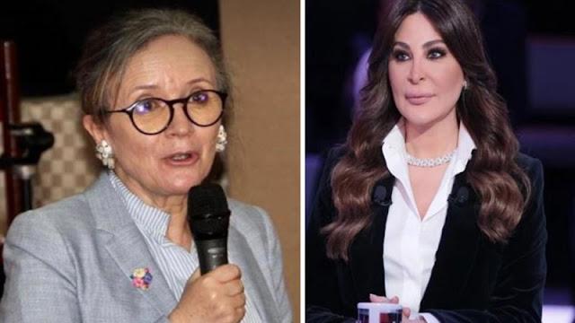 إليسا ـ نجلاء بودن ـ  elissa tunisie najla bouden