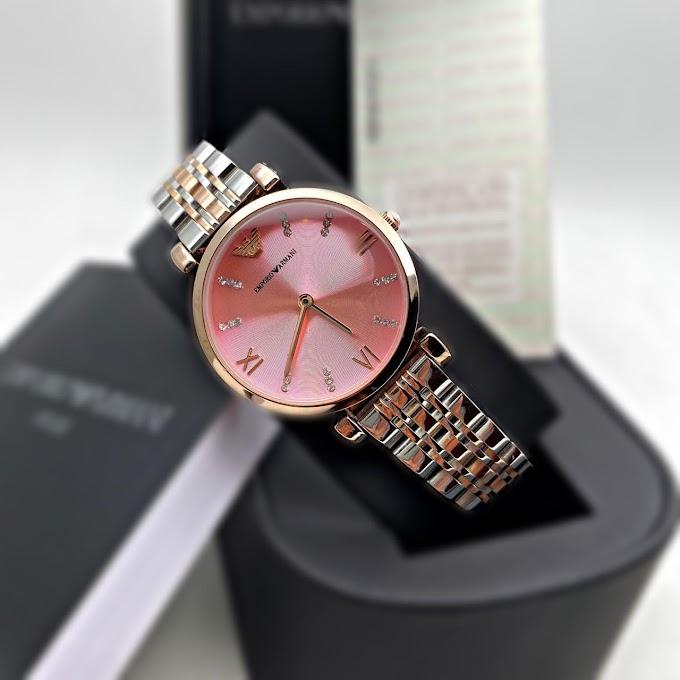 Emporio Armani Edition Ladies watch