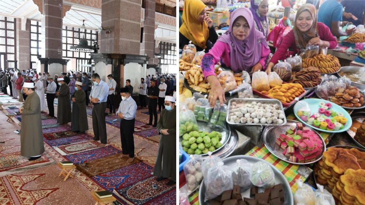 pkpb pkpp tarawih dan bazar ramadan dibenarkan