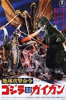 Godzilla Vs Gigan (1972) [Castellano-Japones] [Hazroah]