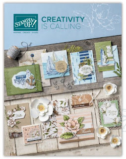 Download a pdf version of the new Stampin' Up! catalog to view close-up images of new products