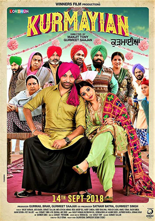 Kurmaiyan 2018 Full Punjabi Movie Download HDRip 720p