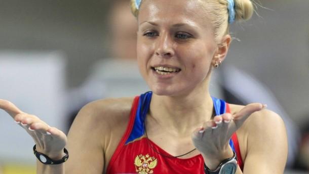 Yulia Stepanova Russia doping WADA IOC