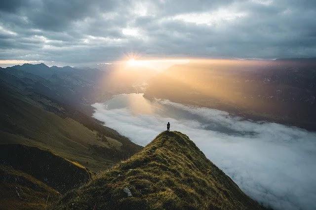 Switzerland Sunrise