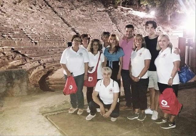Πέτρος Διολίτσης: Ιδιαίτερα σημαντική η στήριξη του Ε.Ε.Σ. Άργους για το ¨Φεστιβάλ Άργους Μυκηνών 2019¨