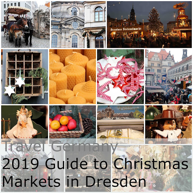 Travel Germany. 2019 Guide to Christmas Markets in Dresden