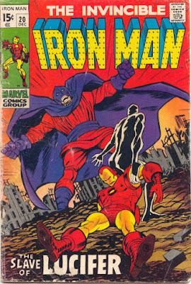 Iron Man #20, Lucifer