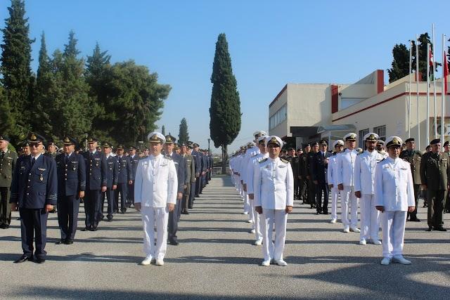 ΑΔΙΣΠΟ: Αποφοίτηση 244 Αξιωματικών της 17ης Εκπαιδευτικής Σειράς (ΦΩΤΟ)