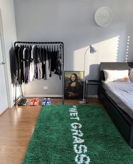 Dekorasi kamar Tidur Cowok Simple