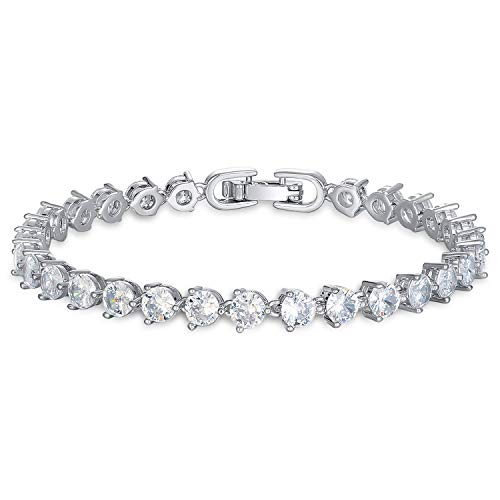 AMAZON - 70% OFF Cubic Zirconia Tennis Bracelet