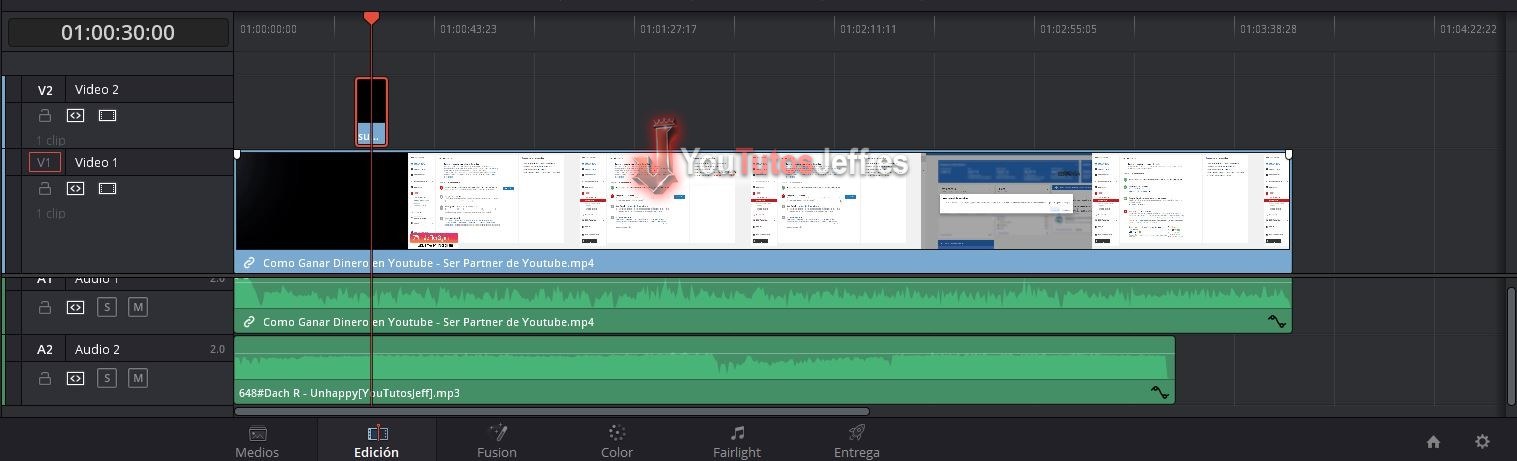 descargar editor de video profesional