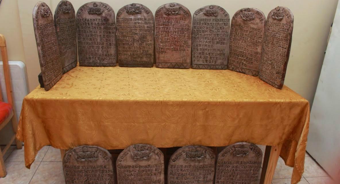 Ley de las XII Tablas en Derecho romano