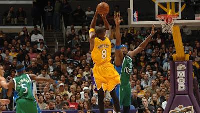 Kobe Bryant 62 sayı | Los Angeles Lakers - Dallas Mavericks