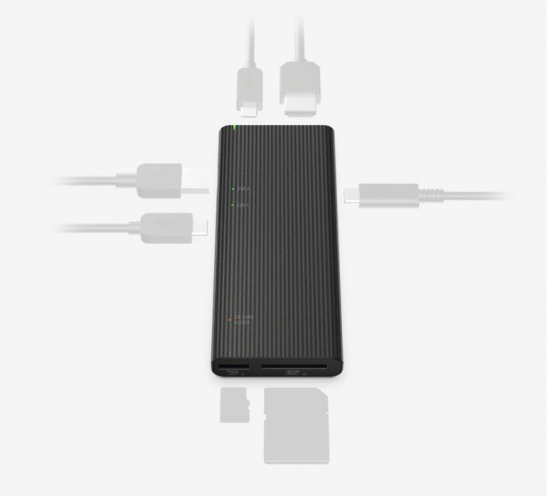 Sony تكشف عن جهاز USB Hub الأسرع في العالم