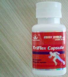 Efek samping triflex capsule