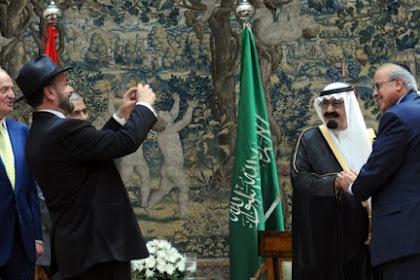 Penguasa Rezim Al Saud Umumkan Normalisasinya Dengan Entitas Yahudi Yang Sebelumnya Sembunyi-Sembunyi