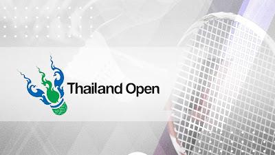 Yonex Thailand Open 2021: Praveen/Melati ke Semifinal