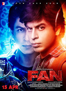 Download Fan (2016) Hindi Movie Pdvd
