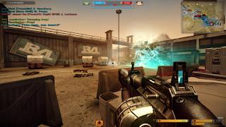 Download Game Battlefield 2142 PC