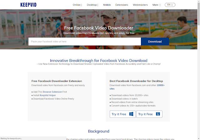 كيفية تحميل فيديو من الفيس بوك على الموبايل بدون برامج