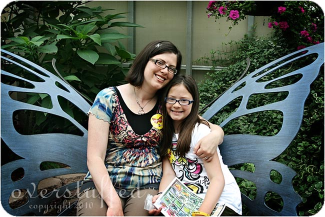 The Original Butterfly House is a fun family activity that you won't want to miss while vacationing on Mackinac Island!