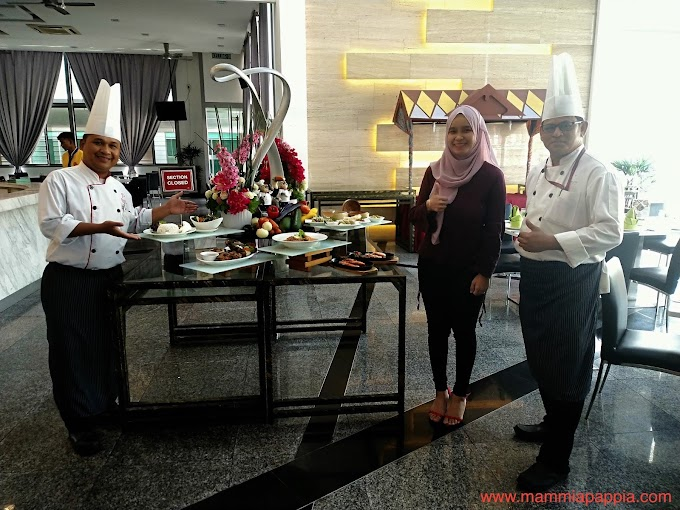 Food Review : 5 Signature Dishes in Première Hotel Klang